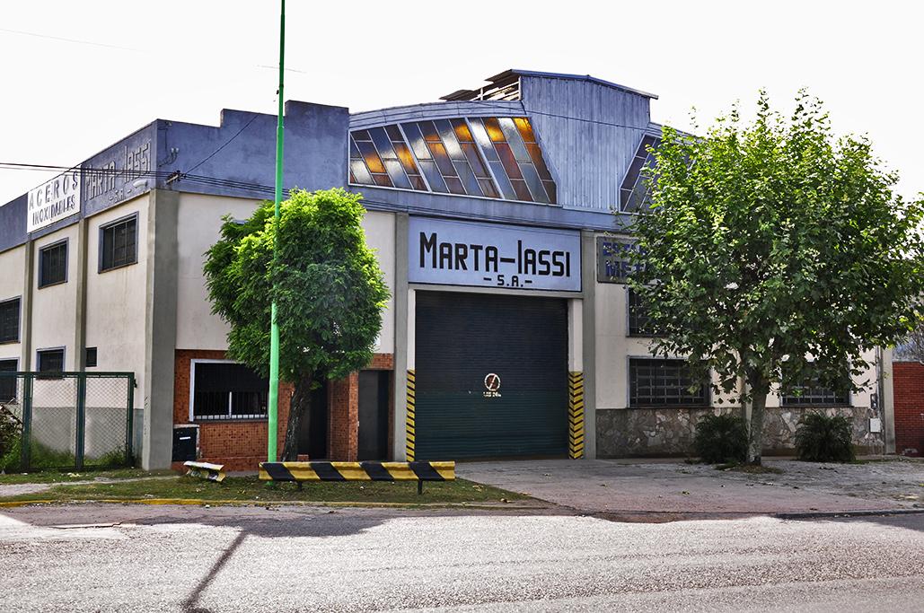 Marta Iassi - Establecimiento Metalúrgico